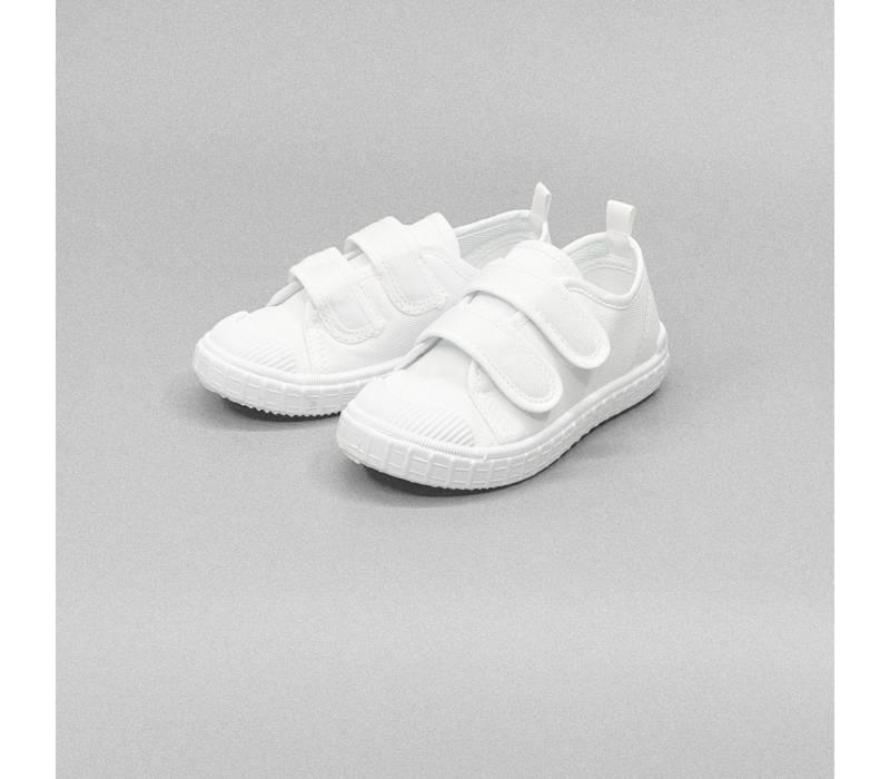 Canvas White Shoe (Unisex)